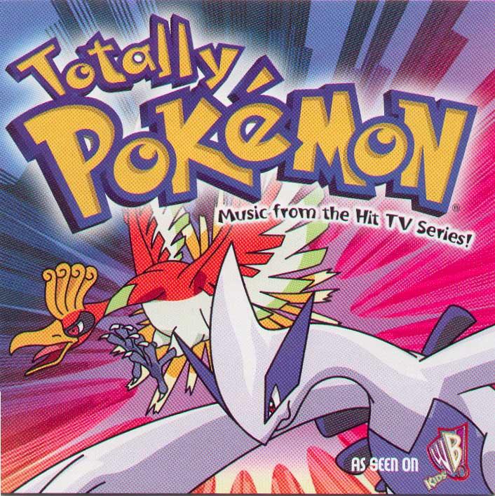 Pokemon Soundtrack Cds